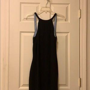 Vintage TAHARI Black Dress Size 8